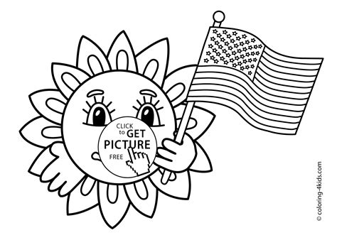 independence day coloring pages printable happy independence day coloring pages for kids july 4