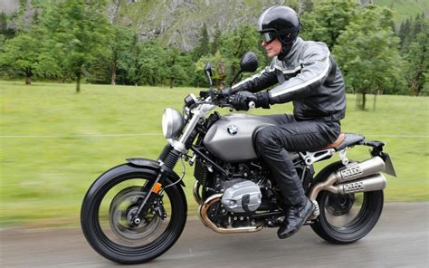 BMW R nineT Scrambler review