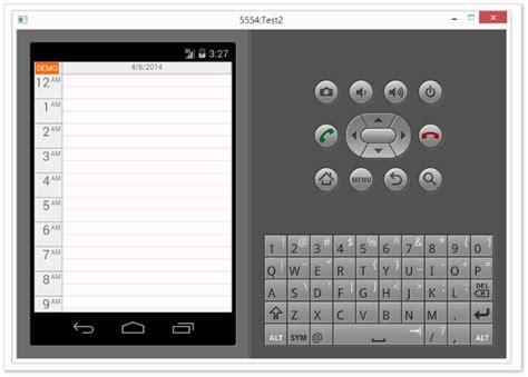 html5 mobile daypilot in a mobile app cordova phonegap daypilot code