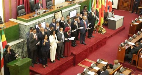 Cabinet Member by Eprdf Appoints New Cabinet Members Ministers