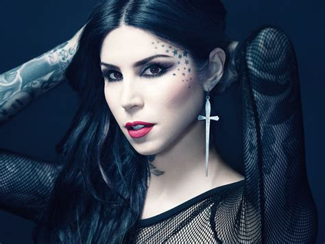 kat von d launches at sephora australia styleicons