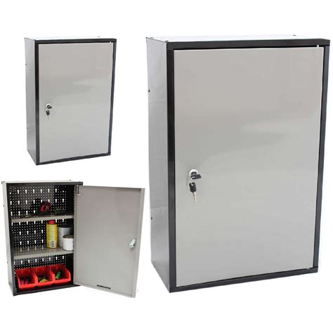 garage storage wall cabinets lockable metal garage shed storage cabinet wall unit tool