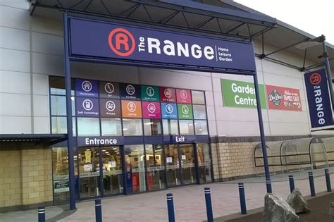 the range store the range to open new store in nottingham and it s bringing 80 nottinghamshire live