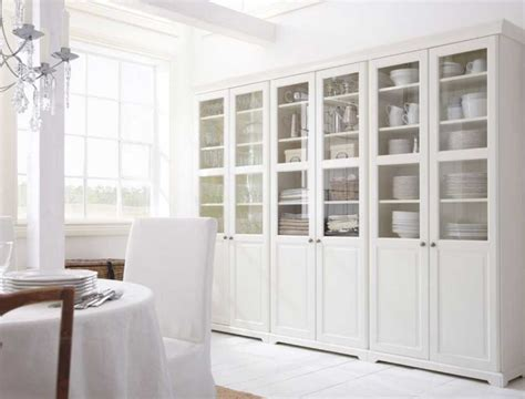 Dining Room Storage Cabinets by Dining Room Storage Cabinet With Glass Doors Home Design