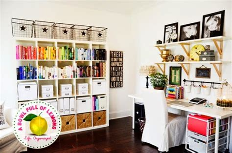 home organize 14 office spring organization ideas