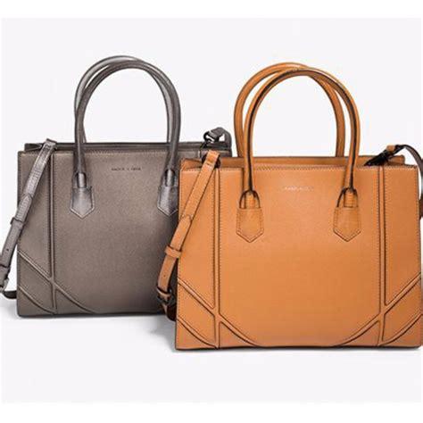 tas cnk ori import bag charles and keith tote handbag tas