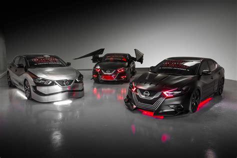 juke skywalker nissan unveils star wars themed cars  la