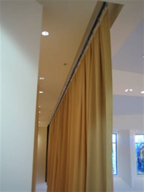 acoustical drape sound absorbing drapery theory application