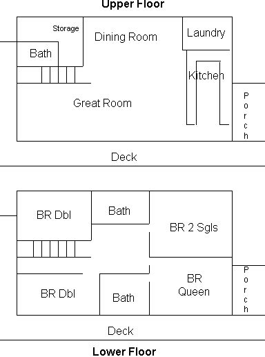 The Sound Floor Plan by The Sound Crab