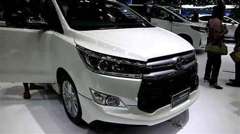 Toyota Innova Crysta 2020 India by Toyota Innova Crysta 2018 White Colour