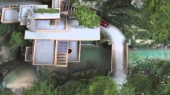 how to make a house a home quot official fallingwater model quot youtube