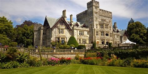 Mba In Vancouver Colleges by Hatley Castle The City Of Colwood