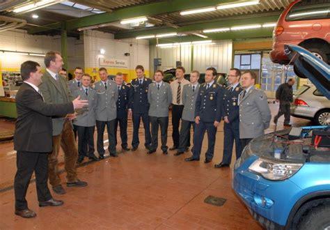Bewerbung Bundeswehr Saz Events53 Firmenbesuch Im Autohaus Feser Joachim Roth