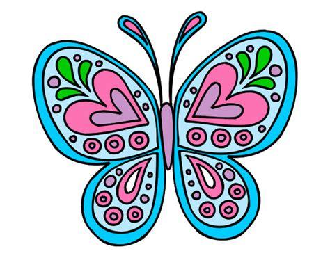 imagenes de mariposas bonitas animadas dibujo de la mariposa mas bonita del mundo pintado por