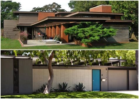 joseph eichler homes 2 and 1 joseph eichler and frank lloyd wright