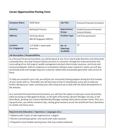 Business Consultant Description by 11 Consultant Description Templates Free Premium Templates