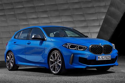 2019 bmw 1 series bmw 1 series 2019 revealed cosmetic and mechanical