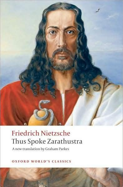 Thuõ S Review Thus Spoke Zarathustra By Friedrich Nietzsche