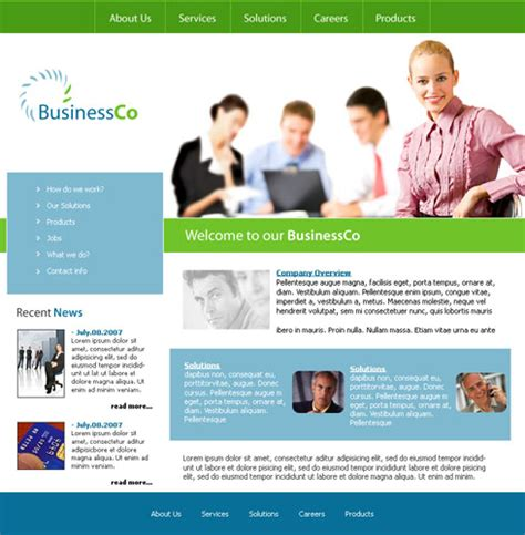 Business Consulting Website Templates consulting web template 3138 business website