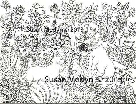free henri rousseau coloring pages