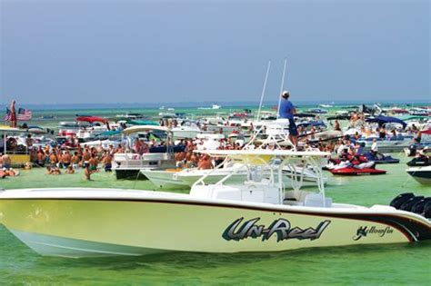 boatus destin destination destin florida s fishapalooza trailering