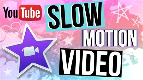 tutorial instagram slow motion imovie tutorial how to slow motion video youtube