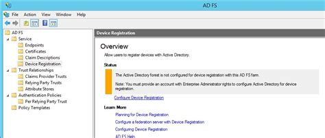 Idm実験室 Ad Fs Windows Server Technical Previewのad Fsを試す Device Regulatory Strategy Template