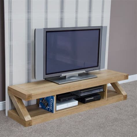 Solid Ash Wood Lcd Unit And Cabinet Hpd449   Lcd Cabinets