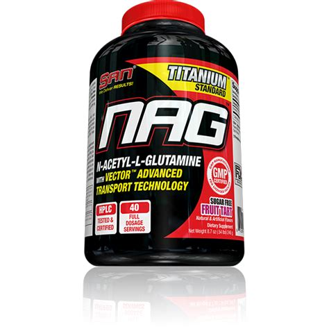 n acetyl creatine nag n acetyl l glutamine san nutrition