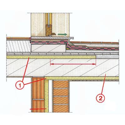 Solaio Terrazzo by Struttura Balcone Con Interposto Inferiormente E