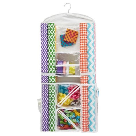 gift wrap organizers hanging gift wrap organizer the container store