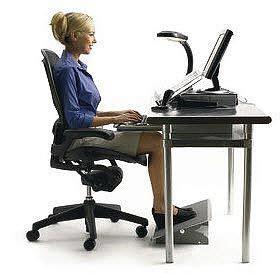 silla ergonomica ordenador silla ergon 243 mica para ordenador ergonomia pinterest