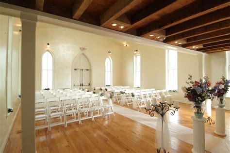 Wedding Chapel by Your Wedding Venue Milton Ridge