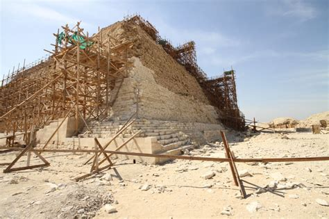 engineer shares  theory   construction  egyptian