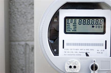 in meter gas and electric companies want to on every household
