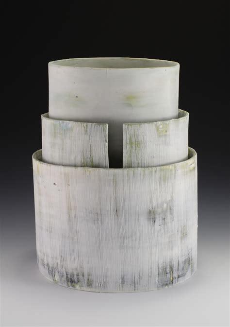 carol snyder ceramics ceramics quot earth trees sky 1 quot original by carol