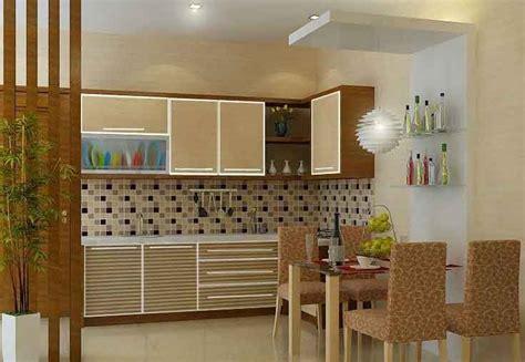 tips desain dapur kecil sederhana bertema minimalis nota
