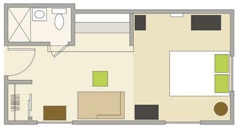 railroad style apartment floor plan 32 best images about garage studio layouts on pinterest
