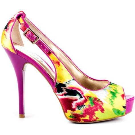colored pumps multi colored pumps on