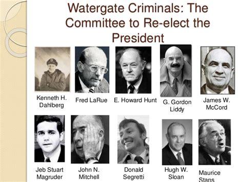 Burglars Watergate