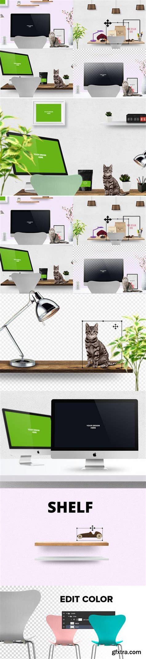 cm mockup creator desk edit 373086 187 vector