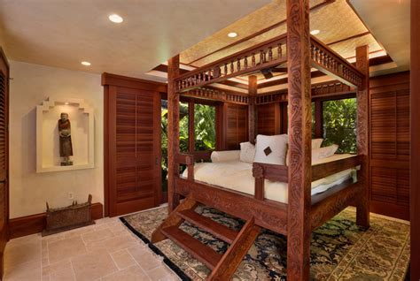 bali house tropical bedroom hawaii by rick ryniak