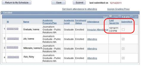 Iu Office Of Registrar by Confirmation Maintenance Attendance Verification