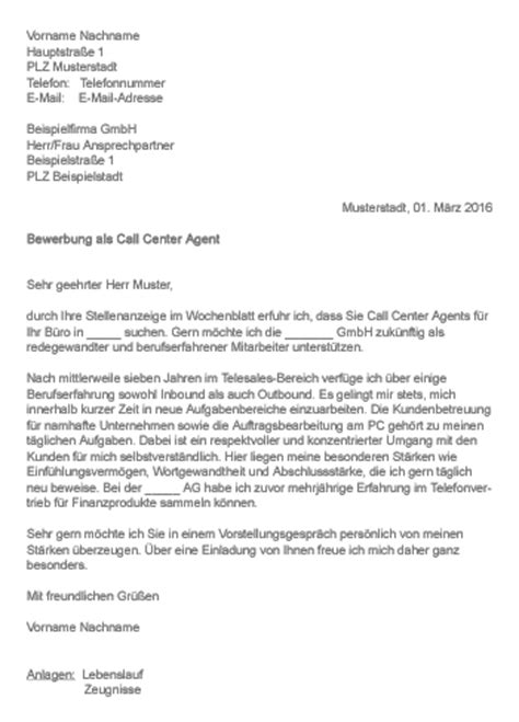 Lebenslauf Muster Call Center Muster Gt Bewerbung Als Call Center