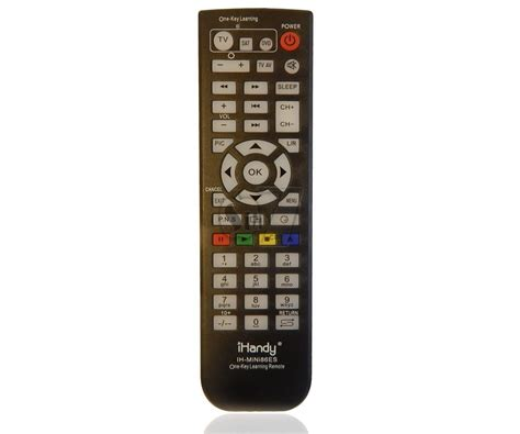 綷 ihandy ih mini86es universal learning remote for tv sat dvd and other remotes with