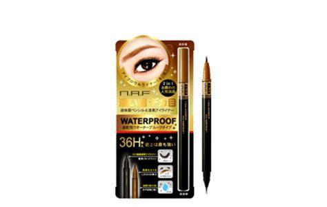 Kleancolor Duo Eyeliner 2 In 1 Waterproof Eyeliner Pencil Gel Makeup n a f 36h 2 in 1 waterproof eyeliner 浓眉大眼水眉眼线双头笔 2 colours to choose