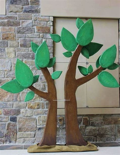 How To Make A 3d Tree Out Of Paper - pin by dulce rodriguez on vbs ideas