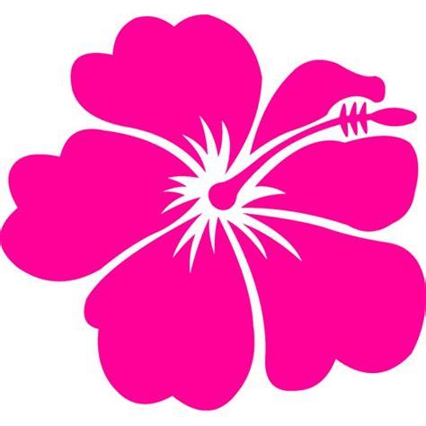 free printable luau flowers free images hawaiian flowers clipart best