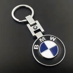 3d chrome pendant keychain key chain ring for bmw m1 m3 m5