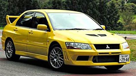 mitsubishi evolution 2002 automotive database mitsubishi lancer evolution